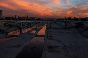 Tijuana, Mexico, November 17th, 2014—El Bordo.