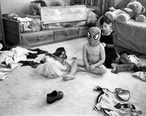 Spiderman, Brookline 2004