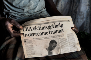 Life after Kony  a long-term project about the devastation and aftermath of the events surrounding the atrocities committed by Kony (LRA, Lord´s Resistance Army).