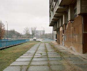 """aus der Serie """"Utopia"""" / Halle-Neustadt#4"""