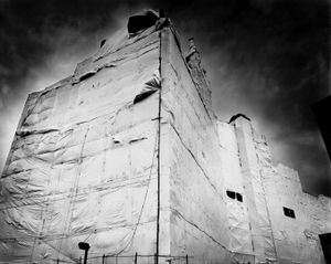 Under Wraps: Buildings in Transition © Loren Nelson