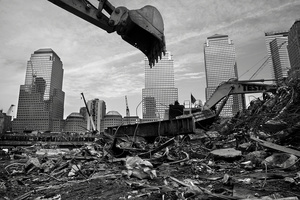 Reconstruction of World Trade Center 2009