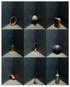 Nine Objects, 2013 © Joel Meyerowitz, Greenberg Gallery