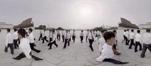 Film still 2, 360 Pyongyang, North Korea