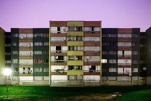 Cité des 3000, Aulnay-sous-bois 2009, France