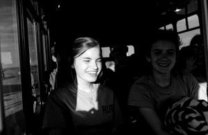 Church volunteers from Arkansas, en route to Utah, June 2015
