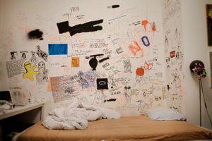 Anastasias Bed, 2011.