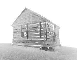 Slave Cabin 2 (Pine Hall Plantation)