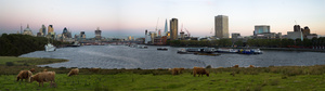 Colliford Lake, Cornwall & Waterloo Bridge View, London mix