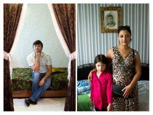 Ruslan. Morgana and Zianda. © Annika Haas