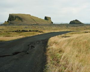 Road, Iceland.