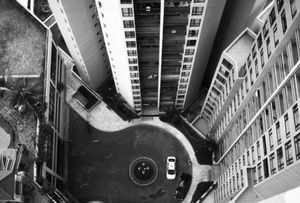 Jakarta, 31st floor, 2010 © Gioia de Bruijn. Courtesy of Flatland Gallery.