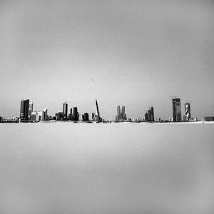 The City in The Sky (VII), 2013 © Nicene Kossentini, Selma Feriani Gallery