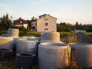 Housing development near the former Majdanek concentration camp.