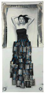 Sophie L.V. 270 x 127 cm 2009 © Jeff Cowen
