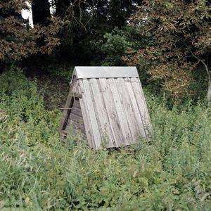 Abandoned well, Pajuodžiai, Molėtai district.