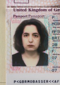 Afsaneh Mobasser, age 42