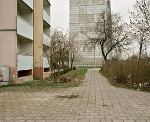 """aus der Serie """"Utopia"""" / Halle-Neustadt#5"""
