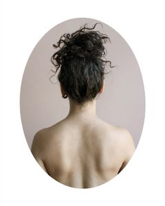 "Quetress, from ""a modern hair study"" © Tara Bogart"