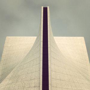 © Sebastian Weiss - Saint Mary¡'s Cathedral of the Assumption - Location: San Francisco, USA - Architect: Pietro Belluschi and Pier-Luigi Nervi
