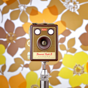 CameraSelfie: Kodak Brownie Flash