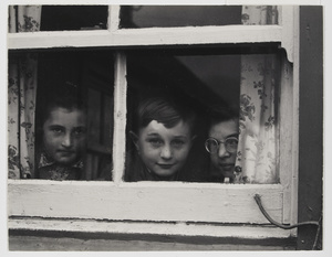 Milly, John and Jean MacLellan, South Uist, Hebrides. Paul Strand, 1954 © Paul Strand Archive, Aperture Foundation