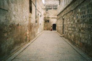 Stone Alley © Clara Abi Nader