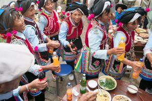 The Toast, Weishan, Yunnan, China.