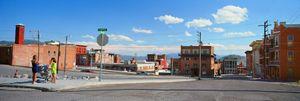 Street Corner, Butte, Montana, 2003