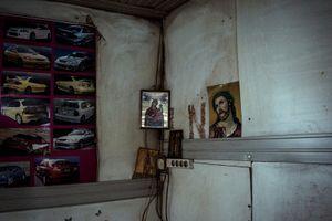 Acharnon Str. © Dimitris Rapakousis - Depression Era Project