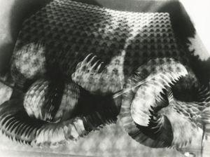 Phantasmagorie (superposition), 1950 © Raoul Hausmann, Galerie Thessa Herold