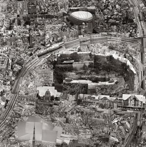 Diorama Map Tokyo (detail) © Sohei Nishino/Courtesy of Michael Hoppen Contemporary
