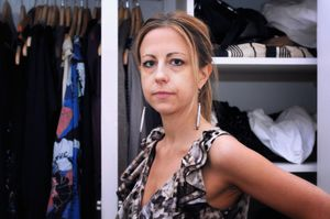 Flavia_by her closet