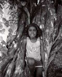 Azarion, Kennedy's great-niece.