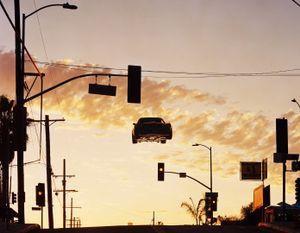 East Side, 2013 © Matthew Porter, M+B Gallery, Los Angeles
