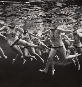 Aquacade, 1953. Archives Philippe Halsman © 2015, Philippe Halsman Archive / Magnum Photos