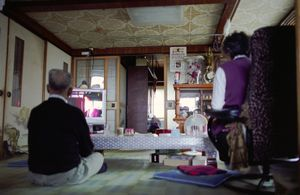 My Great-Uncle And His Wife Watching TV© Takahiro Kaneyama