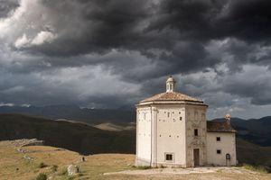 Basilica of Santa Maria della Pietà, Abruzzo, Italy