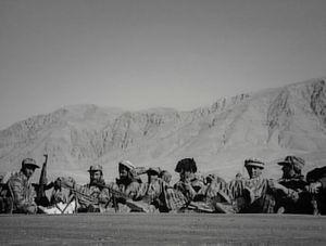 Maidan Shahr, Afghanistan (2001). Frontline.