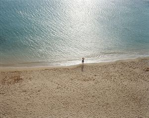 From On the Beach © 2007 Richard Misrach. Photos courtesty of Aperture.