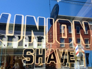 Union Shave - Partition Street Saugerties