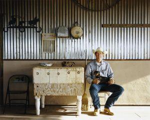 Mike Lutch, Rancher, Arizona