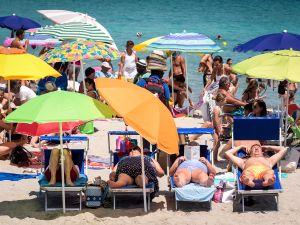 Summertime in ... Cala Girgulu.