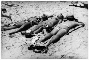 Jones Beach, Long Island, 1969