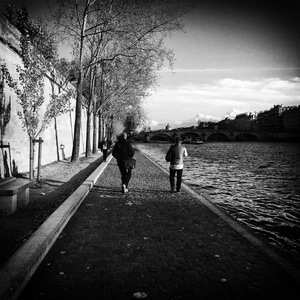 Near the Seine