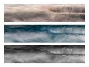 Waves III Triptych