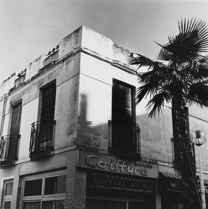 Coiffure, Juan-les-Pins