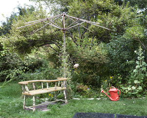 Gorilla Garden, Island Cafa