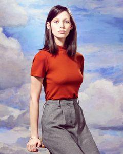 Lina de Heartbrakers Models dans mon studio à Paris - 2016