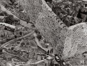 Diorama Map Jerusalem (detail) © Sohei Nishino/Courtesy of Michael Hoppen Contemporary